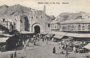 AJMERE , India , 00-10s ; Madar Gate