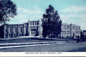 Connecticut Branford High School 1946