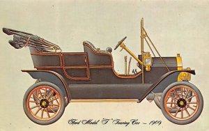 Ford model T touring car – 1909 Dearborn, Michigan, USA Auto Unused