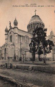 Basilique Notre Dame Afrique,Alger,Algeria BIN