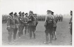 C21/ German Military Empire Foreign RPPC Postcard Germany Nuremberg Parade 9