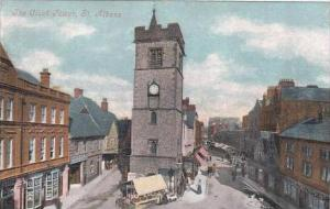 England St Albans The Clock Tower