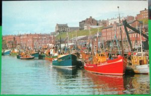 England The Fish Quay North Shields - unposted