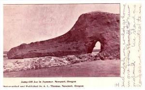 Oregon Newport , Jump-off  Joe in Summer