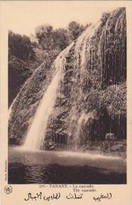 Morocco Tanant The cascade 1920-30s