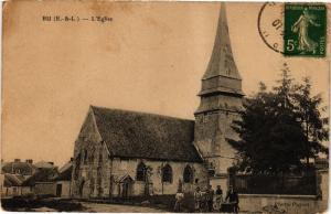 CPA BU - L'Église (184437)