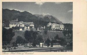 Sinaia Romania Hotel Palace & Casino