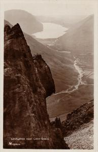 RP, Wastwater From Great Gable, WASTWATER, England, UK, 1920-1940s