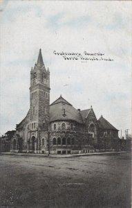 TERRE HAUTE, Indiana; Centenary Church, 00-10s