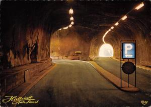 Hallstatt Auto Tunnel Aussichts Terrassen