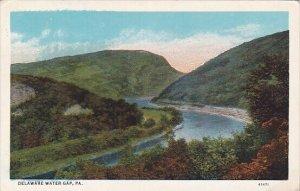 Delware Water Gap Pennsylvania