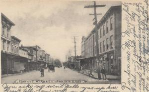SUNBURY ,Pennsylvania , 1907 ; Market Street , East
