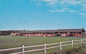 Zenith Park Motel , CHARLOTTETOWN , P.E.I., Canada , 50-60s