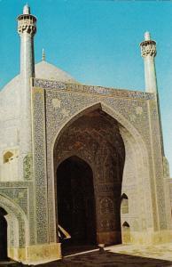 Iran Isphahan Shah Mosque