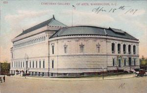 Corcoran Gallery Of Arts Washington D C