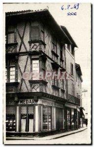 Old Postcard Albi old house