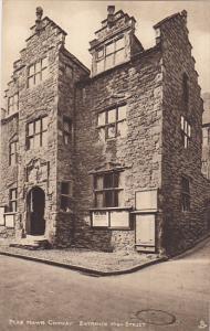 Tuck High Street Entrance Plas Mawr Conway England