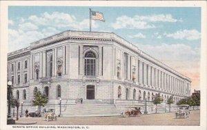 Senate Office Building Washington D C