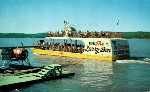 Missouri Lake Ozark The Larry Don Excursion Boat 1962