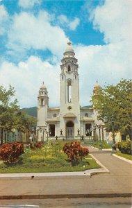 Venezuela Old Vintage Antique Post Card Caracas, National Pantheon Unused