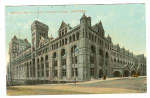Canadian Pacific Railway Windsor Station, Montreal, Quebec, Canada,  00-10s