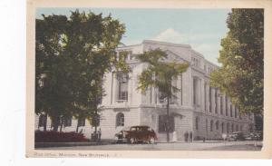 Post Office , Moncton , New Brunswick, Canada, PU-1937