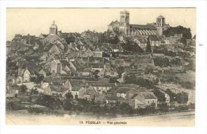 Vue Generale, Vezelay (Yonne), France, 1900-1910s