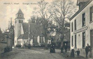 Germany Anholt Westfalen Evangelische Kirche 03.85