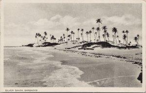Silver Sands Barbados Unused Westerhead Postcard F52