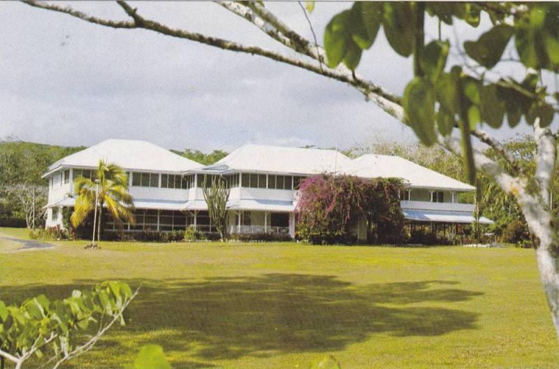 Apia , Samoa, Head of States Official Residence, 50-70s