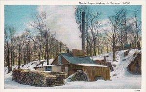 Maple Sugar Making In Vermont 94 GM