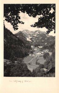 br107564 hasthaus grubenbefahrung austria hallstatt salzburg