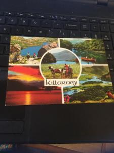 Vintage Postcard: Killarney Ireland, multi View