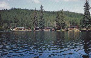 Osprey Lake Resort, 28 Miles From Princeton, British Columbia, Canada, 1940-1...