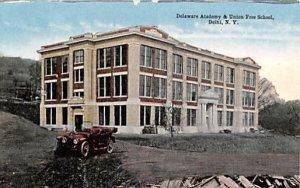 Delaware Academy & Union Free School in Delhi, New York