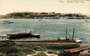 Canada - Quebec, Quebec City from Levis