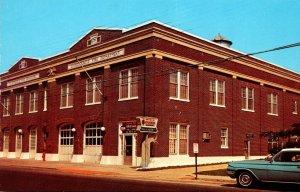 Virginia Chincoteague Volunteer Fire Department Building