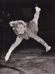 RP: Figure Skater JANA MRAZKOVA(Docekalova)  1960s