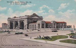 Missouri Kansas City New Union Station