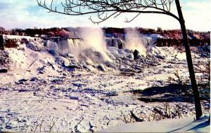 Canada - Ontario, Niagara Falls in Winter