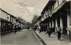 INDONESIA PC DUTCH INDIES - Palembang - Sumatra - Groote Passer (a1578)