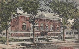 SOUTH FRAMINGHAM , Massachusetts , 1900-10s ; Armory