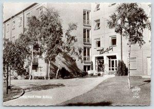 Rydberg Stockholm SE~Hotell Viktor~Pressbyrån Postcard~Göteborg~RPPC~1940s?