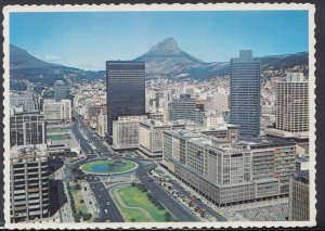 South Africa Postcard - View of Cape Town    DC1747