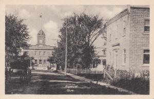 Main street , RIGAUD , Quebec , Canada , 30-40s