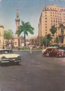 UAR - EGYPT , A Cario Street , 40-50s