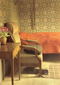 Weimar Goethe's House at the Frauenplan Bedroom