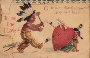 VALENTINE , Indians , 00-10s ; CLAPSADDLE