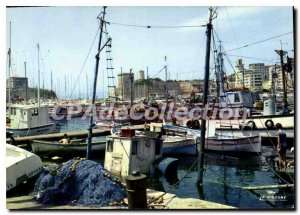 Modern Postcard Marseille Vieux Port