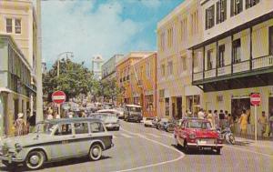 Bermuda Hamilton Reid Street 1969